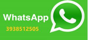 whatsapp parquetlamatura contattaci
